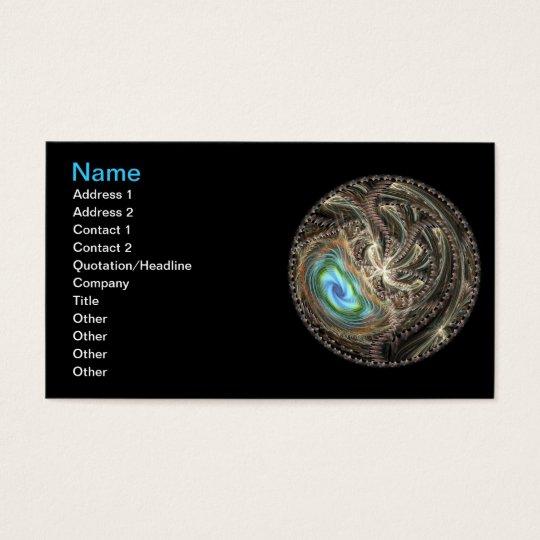 Dream Catcher Business Card