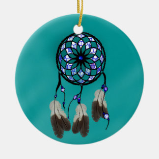 Dream Catcher Christmas Ornament