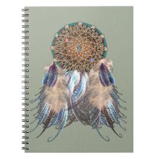 Dream catcher note book