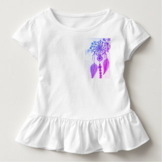 dream catcher print girl's shirt