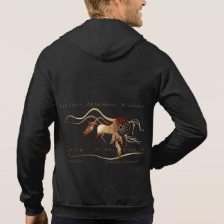 Dream Catcher Ranch Logo Black Hoodie