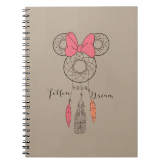 dream catchers Photo Notebook (80 Pages B&W)