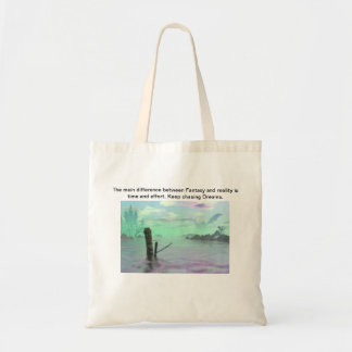 Dream Chasers Tote Bag