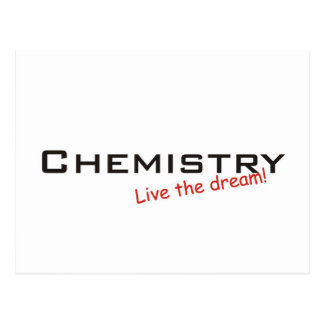 Dream / Chemistry Postcard
