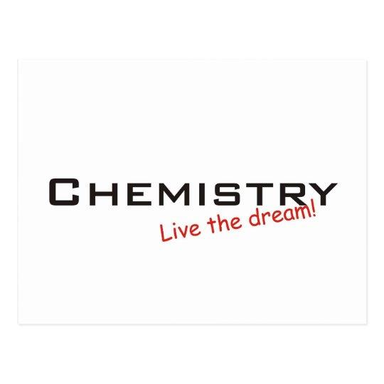 Dream / Chemistry Postcard