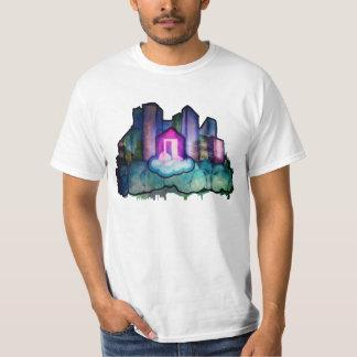 DREAM CITY MEN'S T-SHIRT WHITE