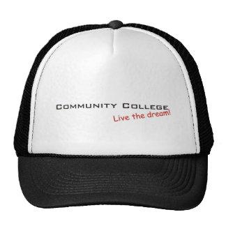 Dream / Community College Mesh Hats