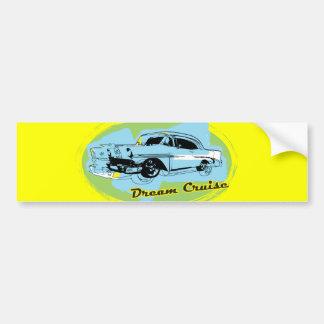 Dream Cruise Bumper Sticker