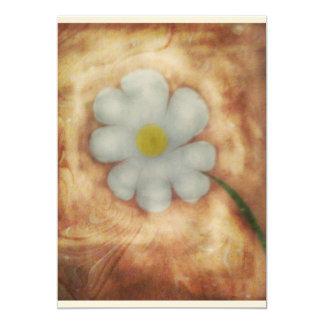 Dream daisy Invitation card