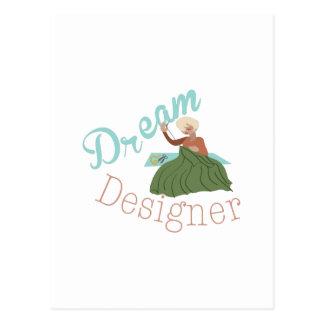 Dream Designer Postcard