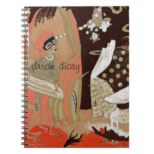 dream diary notebook