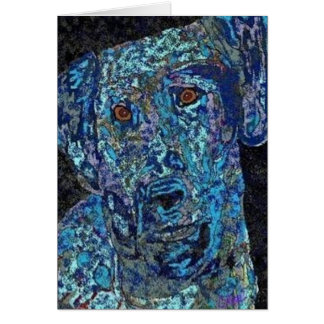 Dream Dog Greeting Card