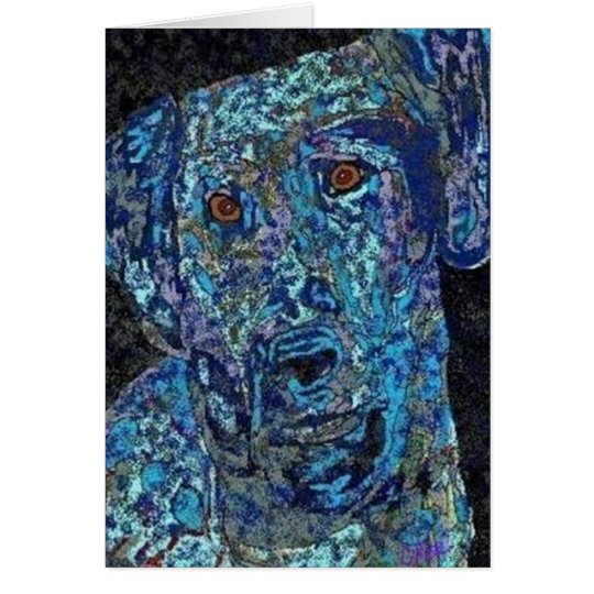 Dream Dog Card