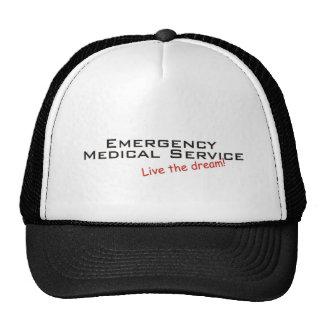 Dream Emergency Medical Service Mesh Hats