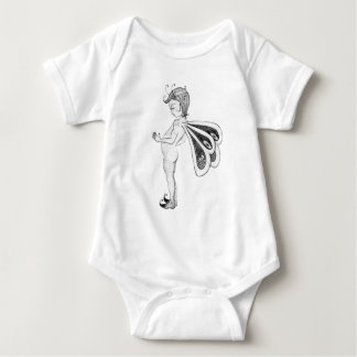 dream fairy baby bodysuit