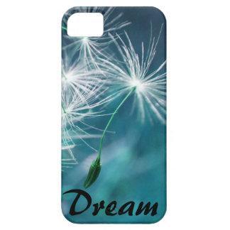 Dream floating dandelion iPhone 5 case