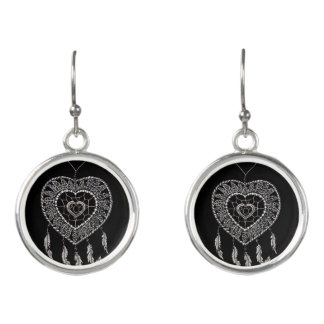 Dream From The Heart Earrings