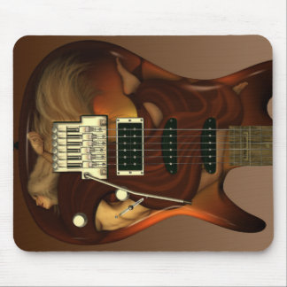 Dream Guitar - Grace Mousepad