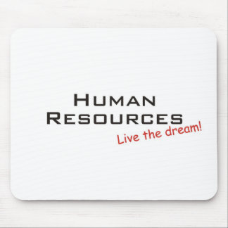Dream / Human Resources Mouse Mat