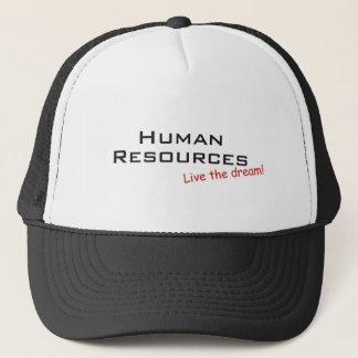 Dream / Human Resources Trucker Hat