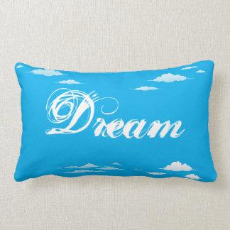 Dream In Clouds Lumbar Pillow