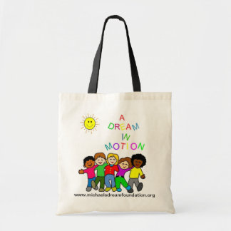 Dream In Motion Tote Bag