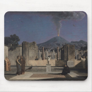 Dream in the Ruins of Pompeii, 1866 Mouse Mat