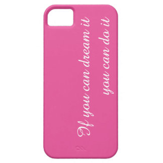 Dream It Phone Case Barely There iPhone 5 Case