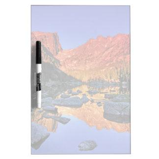 Dream Lake Dry Erase Board