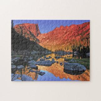 Dream Lake Jigsaw Puzzle