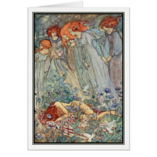Dream-Love by Florence Harrison Card