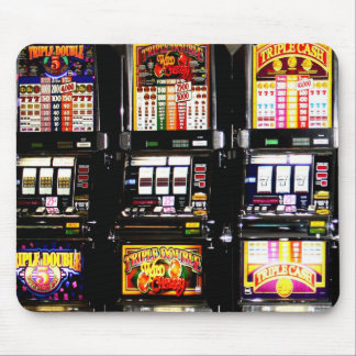 Dream Machines - Lucky Slot Machines Mouse Mat