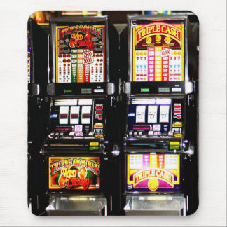 Dream Machines - Lucky Slot Machines Mouse Pad