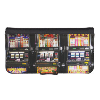 Dream Machines - Lucky Slot Machines Phone Wallet Cases