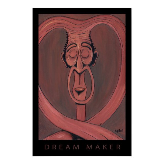 Dream Maker Poster