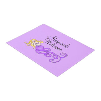 Dream Mermaid - Mermaids Welcome Doormat