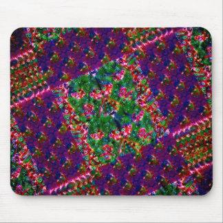 Dream neon mouse mat