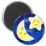 Dream night, magnet