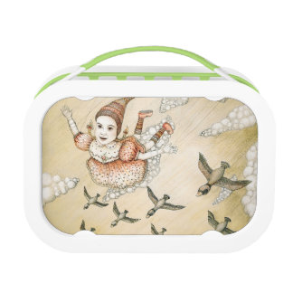 Dream of flying lunch box