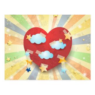 Dream of Love Postcard