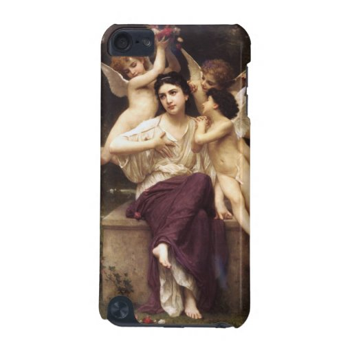 Dream of spring painting iPod touch (5th generation) case