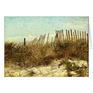 Dream of the Beach Card