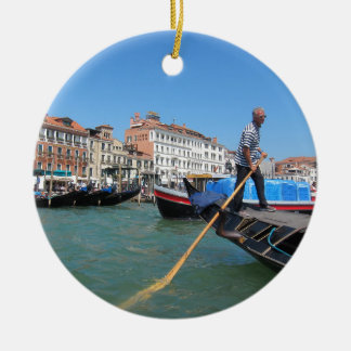 Dream of Venice Christmas Ornament