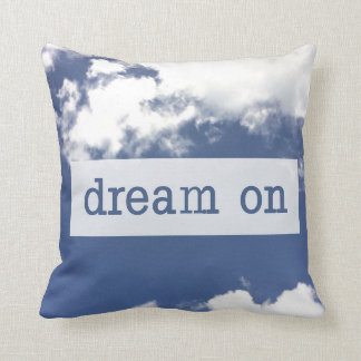Dream On Accent Pillow