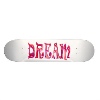 Dream Pink Skateboard