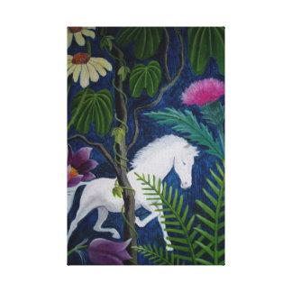 Dream Pony Canvas Print