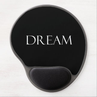 Dream Quotes Inspirational Quote Gel Mouse Mat