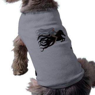 Dream Rider Sleeveless Dog Shirt