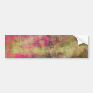 Dream Scope Color Abstract Art on GIFTS NavinJoshi Bumper Sticker