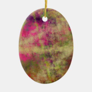 Dream Scope Color Abstract Art on GIFTS NavinJoshi Christmas Ornament